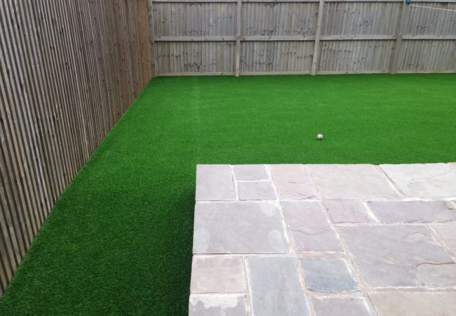 Turfing Doncaster