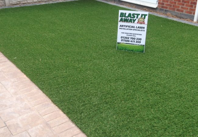 Astro-turfing Doncaster