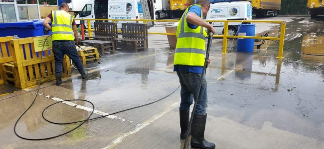 Industrial Cleaning South Yorkshire
